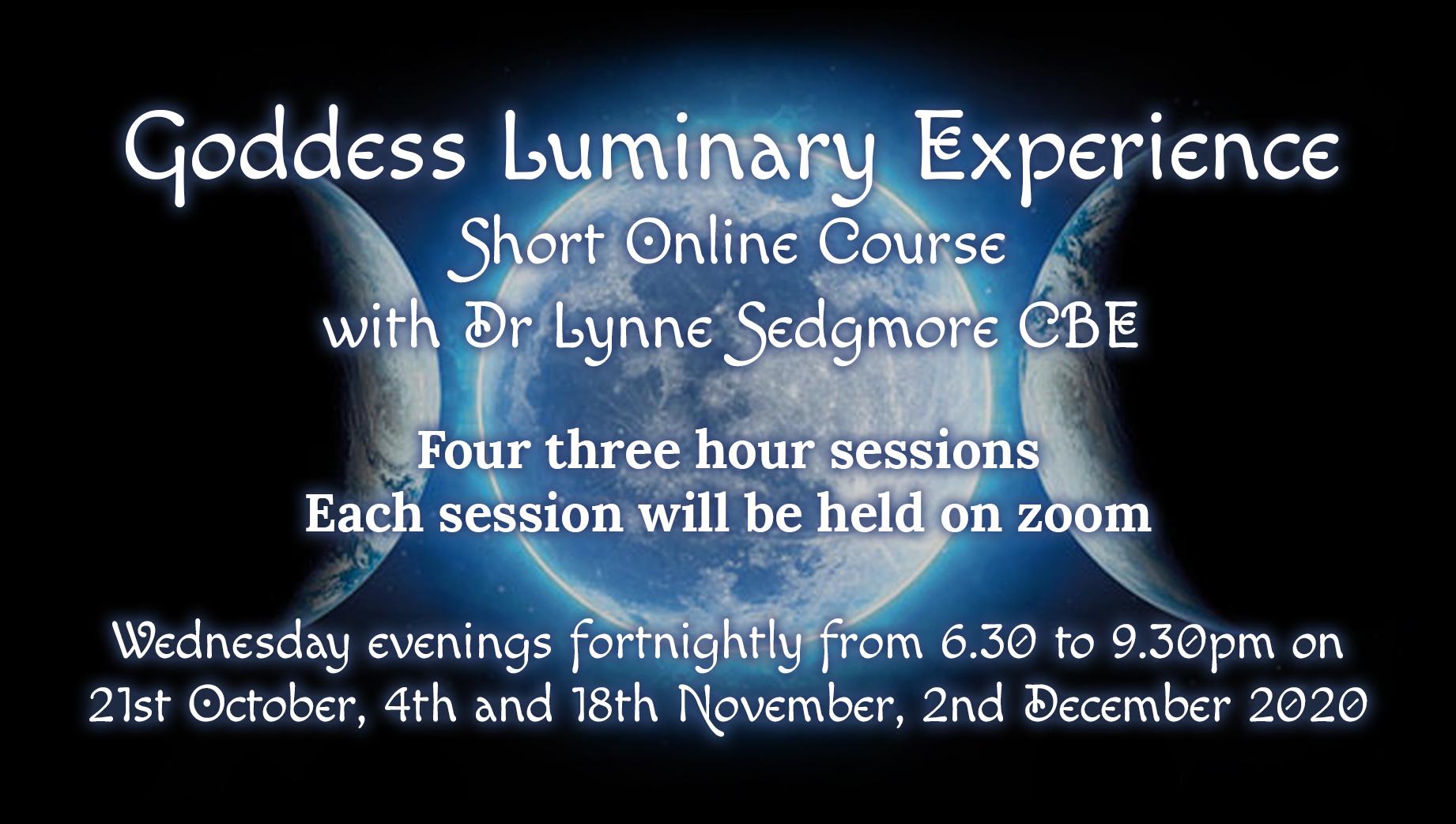 Goddess Luminary Experience