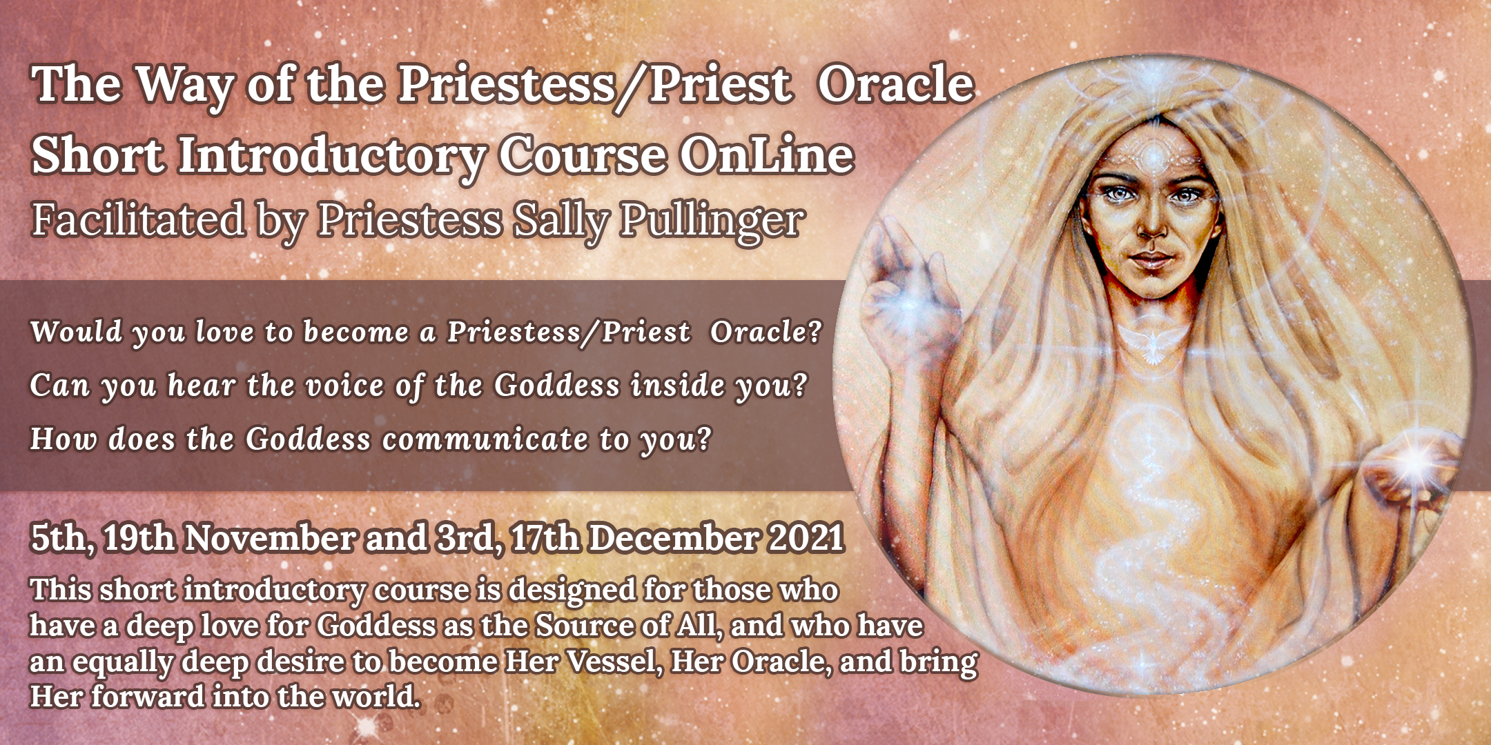 Way of the Priest/ess Oracle